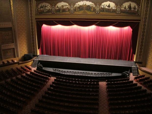 Altria Theater interior