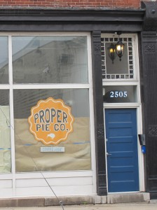 Proper Pie exterior
