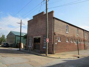 The Ajax Aleworks building