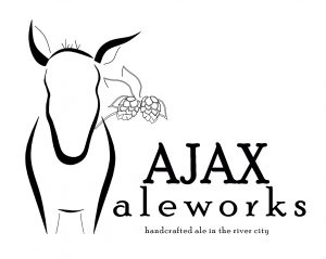 Ajax Ale Works logo