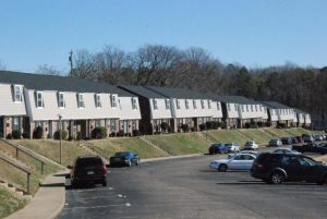 Dutch Village Apartments was one of properties that had been owned by Space Properties and ended up in foreclosure.