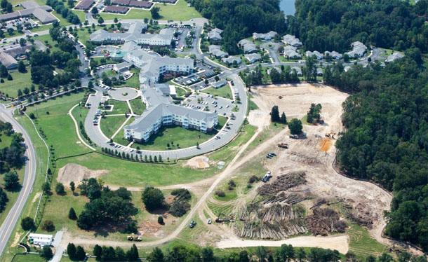 Covenant Woods 2012