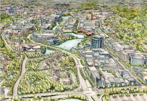 Innsbrook rendering