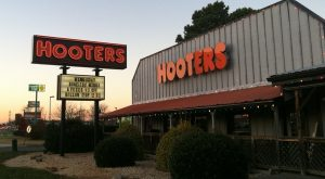 The Hooters at 7912 W. Broad St.