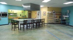 Kitchen Thyme interior