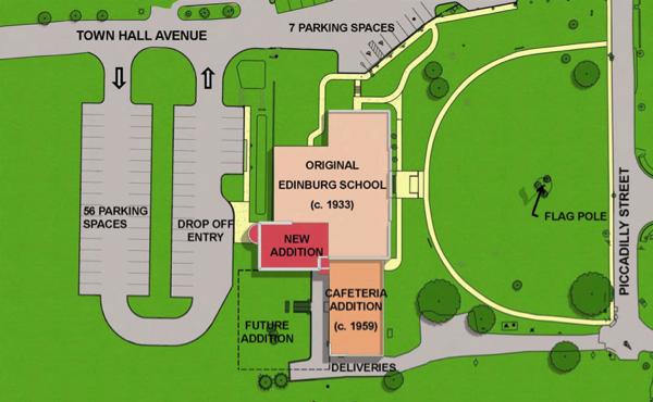 UMFS Charterhouse School plan