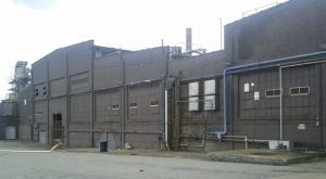A building at the Reynolds South plant.