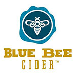 Blue Bee Cider logo