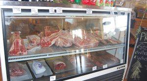 Nadolski's Butcher Shop interior