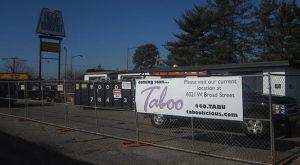 New Taboo location