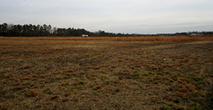 The site of the planned Outlets at Richmond.