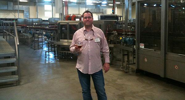 Strangeways Brewing founder Neil Burton. (Courtesy of Capital News Service)
