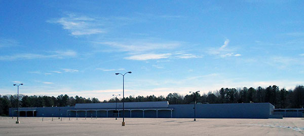 The former Kmart at 6807 Midlothian Turnpike. (Photo by David Larter)
