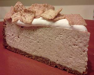 Sugar Shack's Cinnamon Toast Crunch cheesecake. (Courtesy of Sugar Shack)