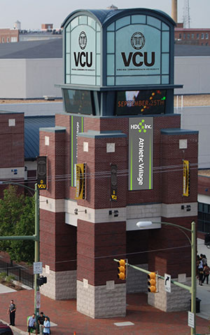 HDL will get its name on all VCU athletic facilities.