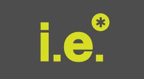 i.e.* Start-Up Competition logo