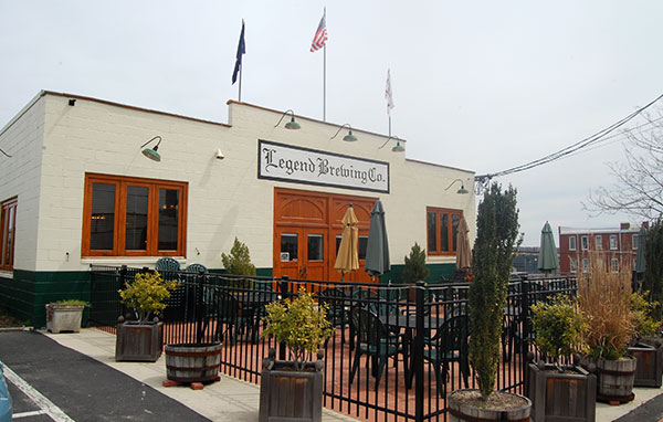 Legend Brewing (Photos by Lena Price)