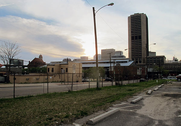 Weiman's Bakery sits on a half-acre in Shockoe Bottom.