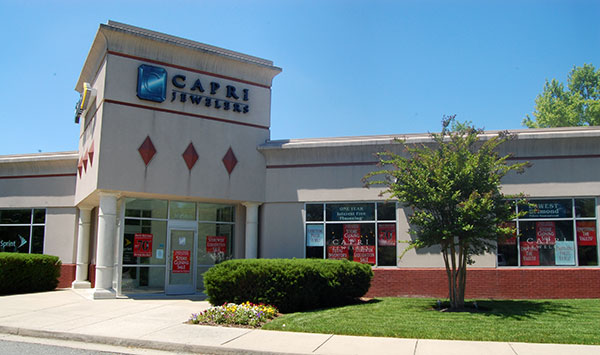 Capri Jewelers will close its location at 10069 Brook Road. (Photo by Lena Price)
