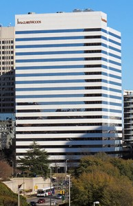 Xenith is headquartered in the McGuire Woods tower downtown.