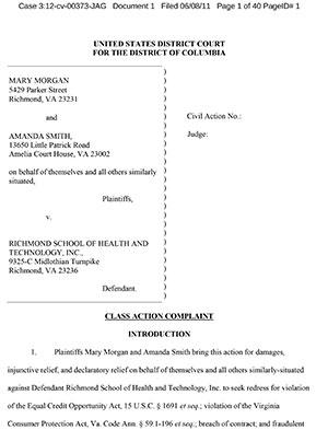 RSHT-lawsuit