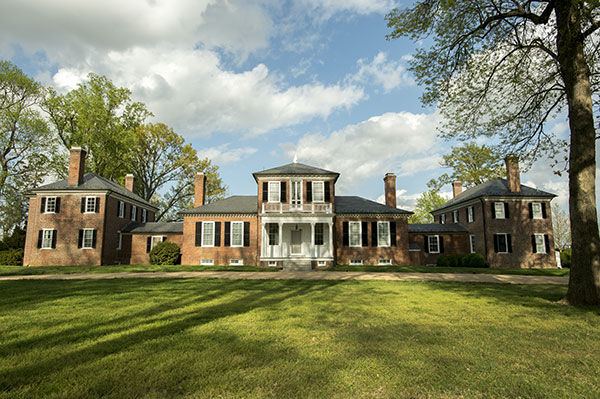 The plantation's main home is more than 7,700 square feet.
