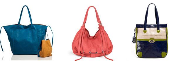 Linger Rose is best known for its selection of designer purses. (Images courtesy of Linger Rose)
