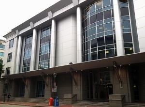 Media Genera's headquarters on East Franklin Street. (Photos by Michael Schwartz)