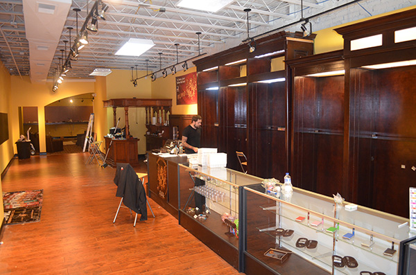 Avail Vapor is expected to open this month in Carytown.