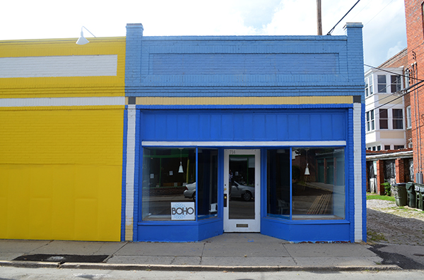 Boho plans to open this fall at 714 N. Sheppard St. (Photo by Mark Robinson)