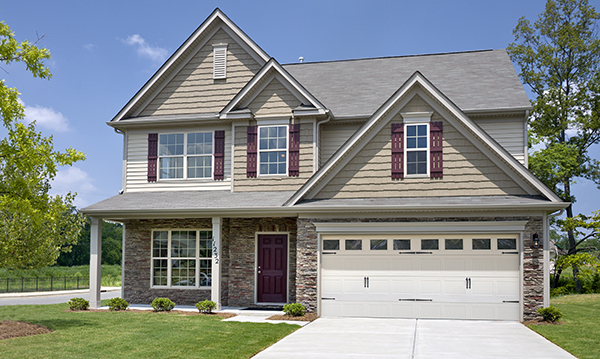 An Eastwood Homes model in Charlotte, N.C. (Photo courtesy of Eastwood)