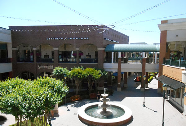 Short Pump Town Center has a new co-owner. (Photo by Burl Rolett)