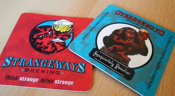Strangeways Brewing has requested cancelation of Strange Brew's trademark.