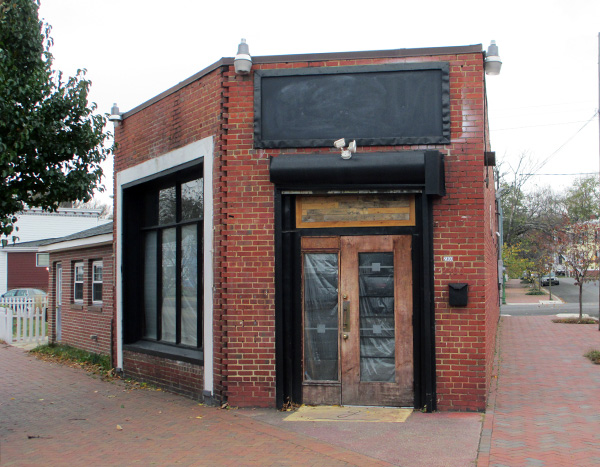 Union Market's building at 2306 Jefferson Ave.