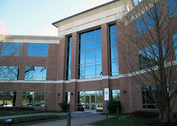 The firm's Glen Allen facility at 4355 Innslake Dr.