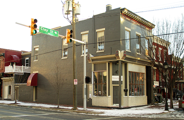 Sweetopia is set to open Jan. 24 at 221 E. Clay St. (Photos by Michael Thompson)