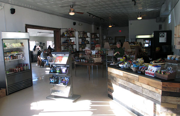 Inside the new Union Market.
