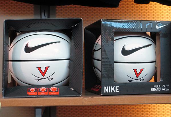 Million-dollar deals put Nike's name on Virginia Tech and University of Virginia gear.