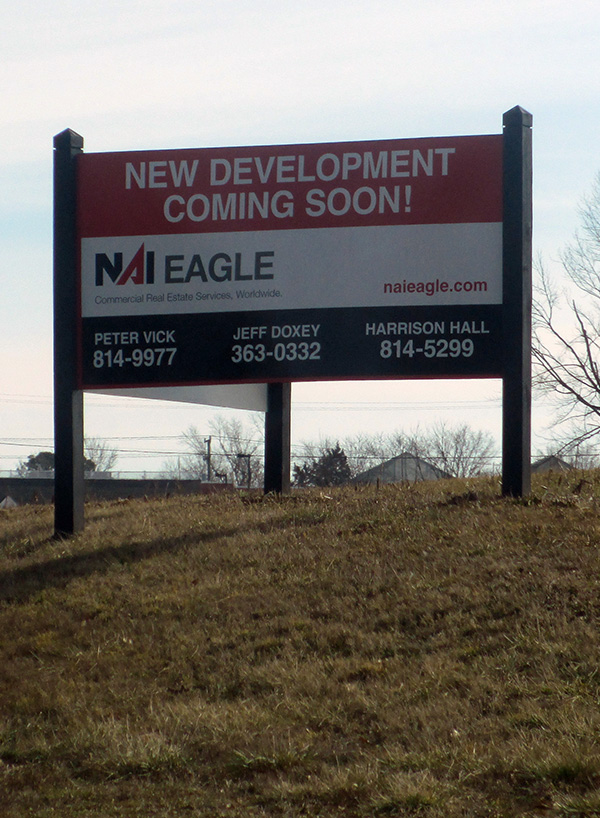 Markel | Eagle Partners has staked its claim just west of Gayton Road.