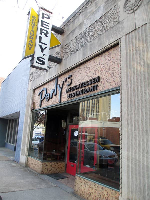 Perly's is set to reopen under new ownership at at 111 E. Grace St. (Photo by Michael Thompson)