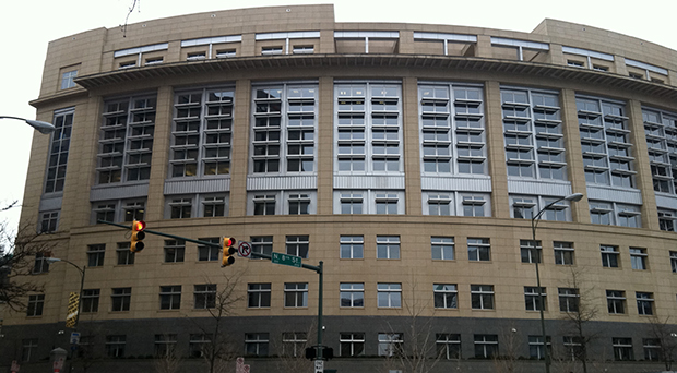 Richmond Federal Courthouse