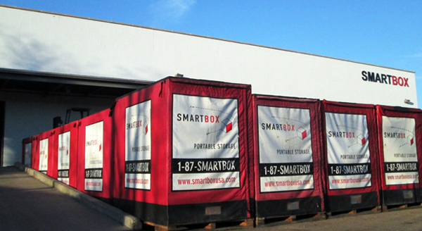 The SmartBox headquarters on Dabney Road. (Photo by Michael Schwartz).
