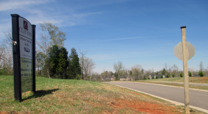 The remaining vacant lots in the Clifton subdivision soon will have a new owner. (Photo by Brandy Brubaker)