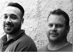 Matt Busch and David Bess, who own Cha Cha's Cantina, bought Europa. (Photo by Michael Thompson.)