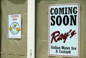 Ray's future location (Photo by Michael Thompson)