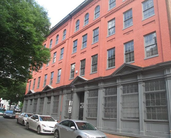 Seaport leased space at 13 S. 13th St.