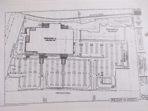 Eastgate site plans