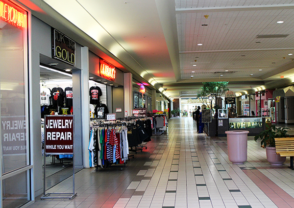 Fairfield Commons mall