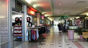 Fairfield Commons mall. Photos by Michael Schwartz.