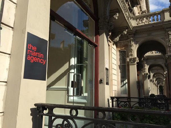 The Martin Agency has opened a new location near Buckingham Palace in London. Courtesy of the Martin Agency.